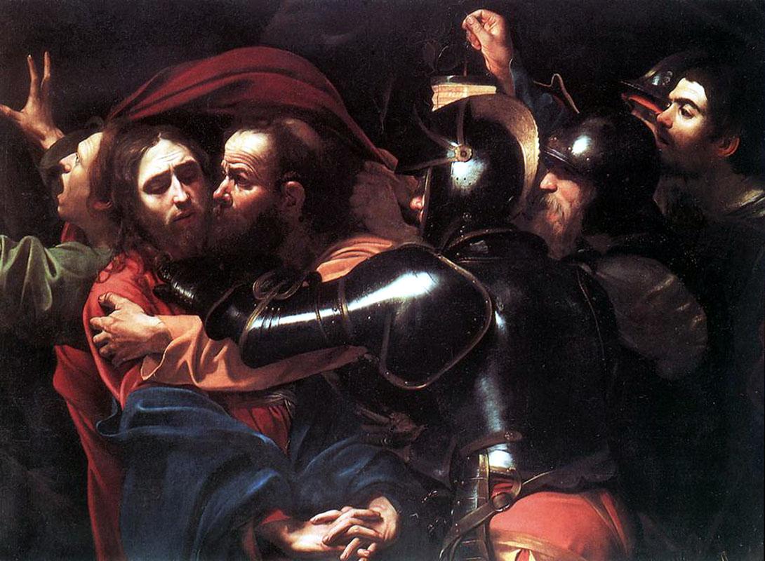 Similiar Jesus Being Betrayed By Judas Keywords