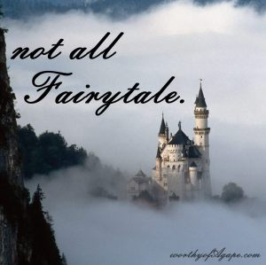 not all fairytale